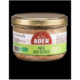 PATE AUX OLIVES