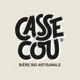 BIERE ROUSSE CASSE COU