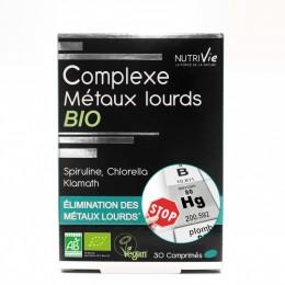 COMPLEXE METAUX LOURDS