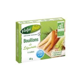 BOUILLONS CUBES LEGUMES S/GLU