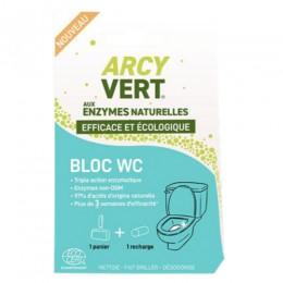 BLOC WC 32G+1 PANIER ECOCERT