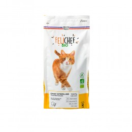 CROQ S/CEREALES CHAT STER 2KG