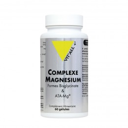 COMPLEXE MAGNESIUM 60 GELULES