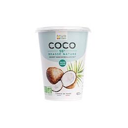 DESSERT COCO NATURE 400ML