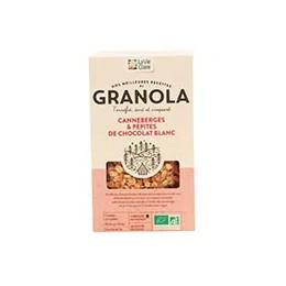 GRANOLA CANNEBERGE CHOC BLC