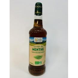 SIROP DE MENTHE 70CL