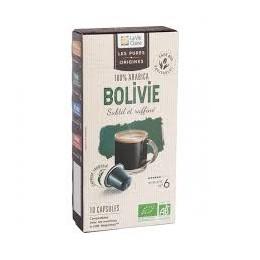 CAPSULE CAFE BOLIVIE X 10