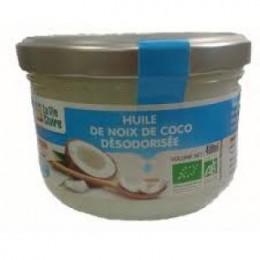 HUILE COCO DESODORISE 400 ML