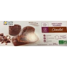 MINI CAKES CHOCO SANS GLUTEN