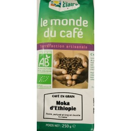 CAFE MOKA ETHIOPIE GRAIN