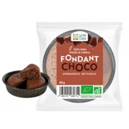 FONDANT AU CHOCOLAT 80G