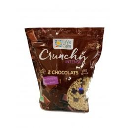 CRUNCHY 2 CHOCOLATS
