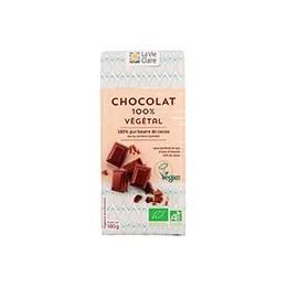 CHOCOLAT 100% VEGETAL 100G