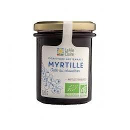 CONFITURE MYRTILLES 220G