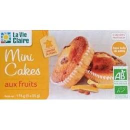 MINI CAKES AUX FRUITS X 5