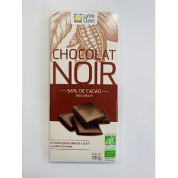 CHOCOLAT NOIR 56% 100 G
