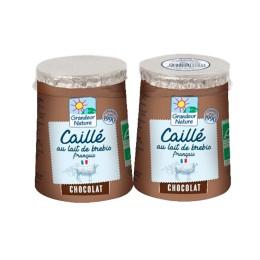 CAILLE BREBIS CHOCOLAT 2X125 G