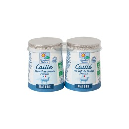 CAILLE BREBIS NATURE2X125 G